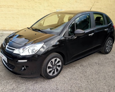 CITROEN C3 SEDUCTION 1'2 BENZINA 2015 FANTASTICAR BY GVD www.fantasticar.it 1