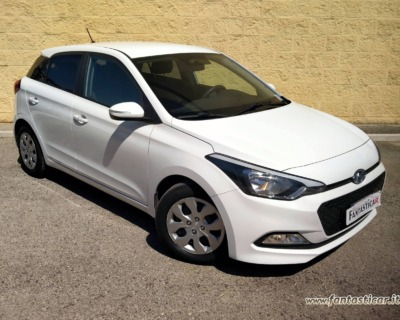 HYUNDAI i20 1'1 CRDI GASOLIO - 09 2015 www.FANTASTICAR.it BY GVD 7