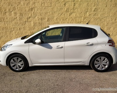 PEUGEOT 208 Active 1'400 cc hdi GASOLIO - 2015 www.FANTASTICAR.it BY GVD 2