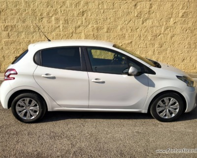 PEUGEOT 208 Active 1'400 cc hdi GASOLIO - 2015 www.FANTASTICAR.it BY GVD 6