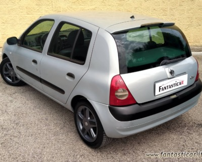 RENAULT CLIO 1'2 BENZINA - 2003 www.FANTASTICAR.it BY GVD 3