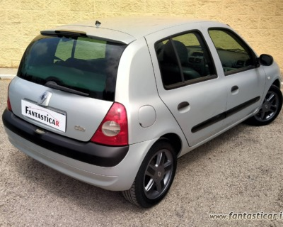 RENAULT CLIO 1'2 BENZINA - 2003 www.FANTASTICAR.it BY GVD 5