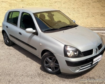 RENAULT CLIO 1'2 BENZINA - 2003 www.FANTASTICAR.it BY GVD 7