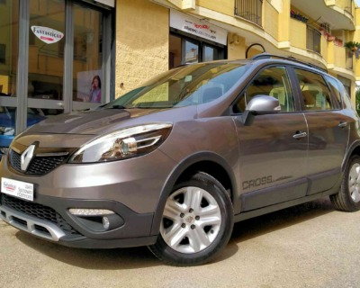 RENAULT SCENIC CROSS 1'5 dci 2014 BY FANTASTICAR.IT 1