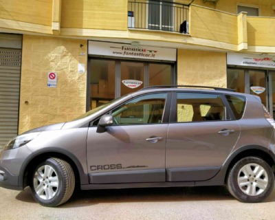 RENAULT SCENIC CROSS 1'5 dci 2014 BY FANTASTICAR.IT 2