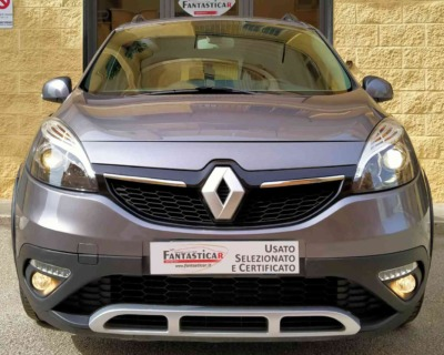 RENAULT SCENIC CROSS 1'5 dci 2014 BY FANTASTICAR.IT 8